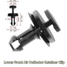 30X Air Dam Deflector Valance Front Bumper Clips For Chevy Silverado 1500 2500