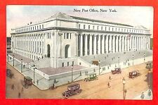 "US POST CARD "" NEW POST OFFICE NEW YORK CITY """