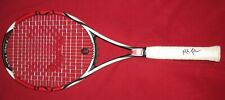 Mardy Fish Match Used Wilson Racquet, Signed By Mardy, From USTA Auction