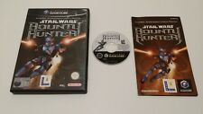 Star WARS Cazarrecompensas (Nintendo GameCube) versión europea PAL
