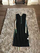 Rutzou Asian Dress Collectors Gem Embellished Beads Chinese NY Liberty £500 38 S