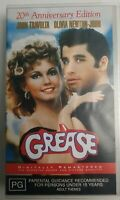 Grease 20th Anniversary Edition (VHS, 1990)