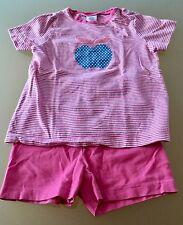 Kurzer Schlafanzug Sanetta Gr. 86 - sehr guter Zustand!