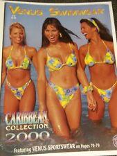 Venus Swimwear 2000 Caribbean Collection #210 edition + Sexy Bikinis LOOK