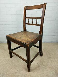 Georgian Country Chair in Oak