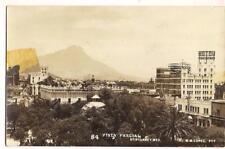Hotels Monterrey & Bermuda Signs MONTERREY MEXICO Vtg 1950s Real Photo Postcard