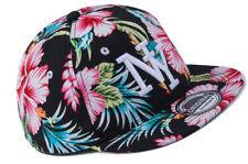 Snapback Cappy Cap Kappe Kinder Basecap Kids NY Hawaii Junge Mädchen KLEIN XS