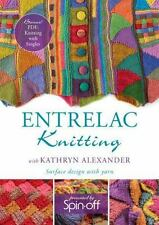Knitting Entrelac by Kathryn Alexander (2013, DVD)
