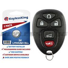 Fits 2007-2015 GMC Acadia Keyless Entry Remote Car Key Fob 15913415