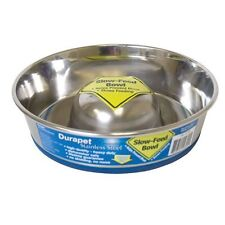 OurPets Premium DuraPet Slow Feed Dog Bowl Small , New, Free Shipping