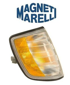 For Mercedes w124 e500 e320 e420 Turn Signal Light blinker lens front right OEM