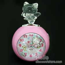 Hello Kitty Alarm Clock : Ctrytal Angel