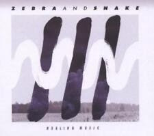 Healing Music - Zebra and Snake CD (2012)