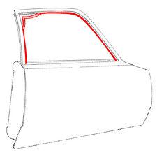 70-77 Ford Maverick Comet Door Glass Run Weatherstrip