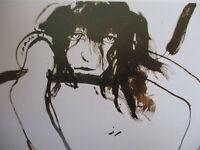 Brett Whiteley Australian Artist Funky Art Bizarre 1995