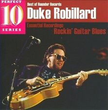 Essential Recordings: Rockin' Guitar Blues by Duke Robillard