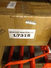 Kubota L7315 L SERIES HOSE KIT NON FEL KIT New