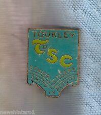 #D52. TOUKLEY  SENIOR CITIZEN  CLUB  LAPEL BADGE