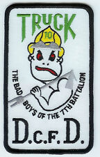 DISTRICT OF COLUMBIA WASHINGTON DC FIRE DEPARTMENT TRUCK 10 COMPANY PATCH