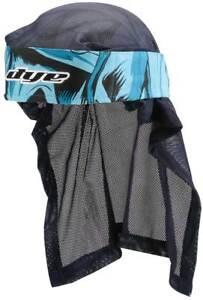 Dye Headwrap cloth/blue