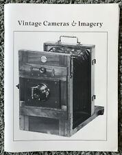 LOT 4 VINTAGE PHOTOGRAPHY AUCTION CATALOGUES 'CAMERAS & IMAGERY' 1995 & 1996