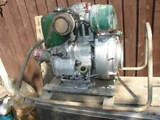 Petter Lister AA1 Diesel Stationary Engine with Poker Power Unit for Restoration