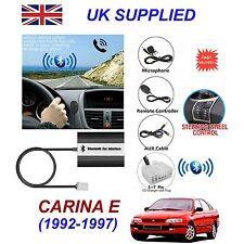 CARINA E Bluetooth Hands Free Phone AUX Input MP3 USB 1.0A Charger Module 5+7P