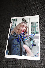 The Darkness Justin Hawkins signed autographe sur 13x18 cm photo inperson Look
