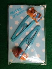 BOBBY & KATE vintage 80s SPILLE x CAPELLI HAIR PINS Ribbon 1981 Japan Originale