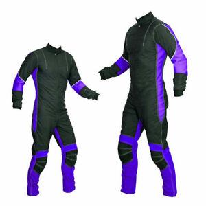 Latest Design Skydiving suit Purple