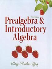 Prealgebra & Introductory Algebra by Martin-Gay