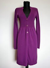 Princess Goes Hollywood 100% Cashmere/Kaschmir Lila Strickjacke, gr. 36