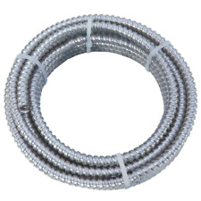 New listing Flexible Aluminum Conduit Interlocking Electrical Fittings Accessory Home Use