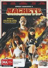 Machete - Action / Thriller / Violence - Danny Trejo, Jessica Alba - NEW DVD