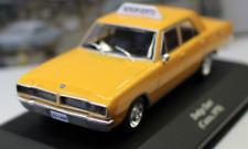 Dodge Dart Airport Taxi Cuzco Peru 1978 Rare Diecast Car Scale 1:43 New + Stand