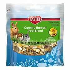 Food for Chinchilla Rabbit Guinea Pig Small Animals Country Harvest Treat Blend