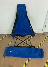 Camping Blue Chair Used Good Condition (HC)(A)
