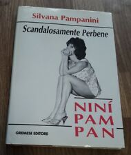 Silvana Pampanini Scandalosamente Perbene Nini Pam Pan Gremese Editore