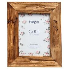 Dri14546 Driftwood Unique 4x6 (10x15) Distressed Real Wood Picture Photo Frame