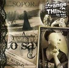 SOPOR AETERNUS A Strange Thing To Say CD 2011