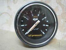 NOS SMITHS 52mm Classic FORD AUSTIN MG MINI Triumph KIT CAR OIL Pressure Gauge