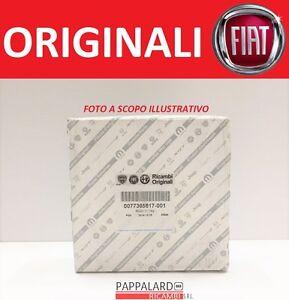 PASTIGLIE FRENO ANTERIORI ORIGINALI FIAT TIPO 1.3 1.6 MULTIJET 1.4 BENZINA GPL