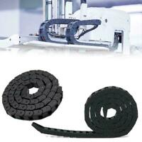 Nylon Energy Chain Drag Cable Towline Carrier Wire For CNC newmcx Mill W6U7