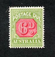 Australia - SG# D117 MVLH / Type A / P 14 1/2 x 14    -    Lot 1020077