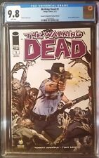 Walking Dead (2003 Image) #1 2nd Print Wizard World Portland Variant CGC 9.8