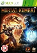 Mortal Kombat (Xbox 360) Case et incrustation uniquement, pas de disque