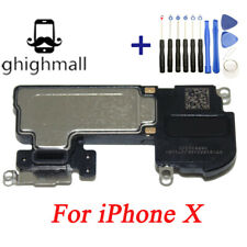 OEM Earpiece Ear Piece Sound Speaker Replacement Repair Part for iPhone X+Tools