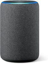 Amazon Echo 3rd generation Smart speaker with Alexa Charcoal Fabric