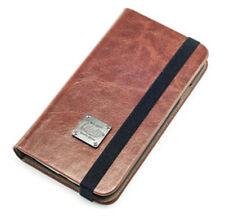 Exclusif étui portable QIOTTI Livre livre LG G2 Braun
