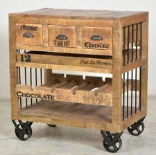 Küchenwagen Regal Rustic Sit Neu